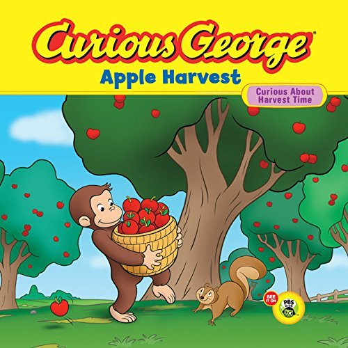 H. A. Rey Curious George Apple Harvest