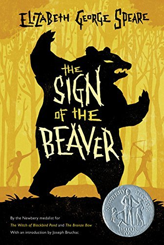 Elizabeth George Speare The Sign Of The Beaver