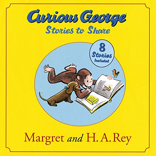 H. A. Rey Curious George Stories To Share