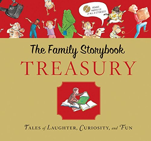 Rey And Others The Family Storybook Treasury Tales Of Laughter Curiosity And Fun [with CD (a