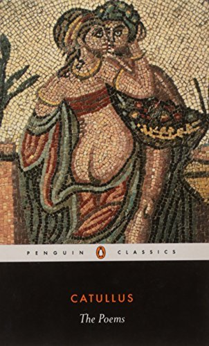 Catullus The Poems Revised
