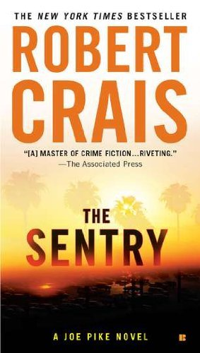 Robert Crais The Sentry Berkley Premium