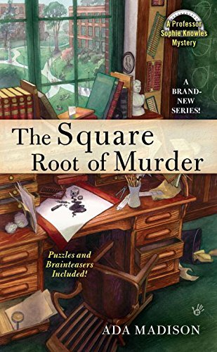 Ada Madison The Square Root Of Murder