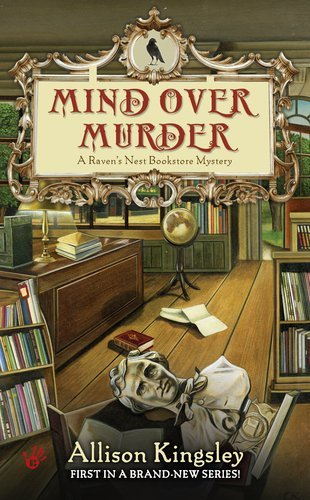 Allison Kingsley Mind Over Murder