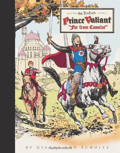 Gary Gianni Prince Valiant Far From Camelot