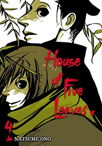 Natsume Ono House Of Five Leaves Volume 4