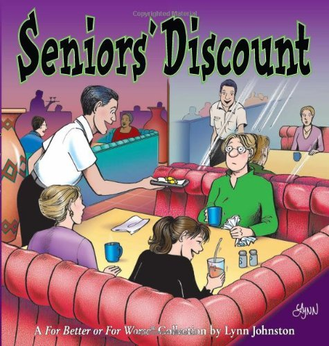 Lynn Johnston Seniors' Discount A For Better Or For Worse Collection