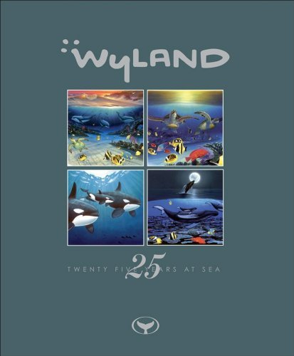 The Wyland Foundation Wyland 25 Years At Sea