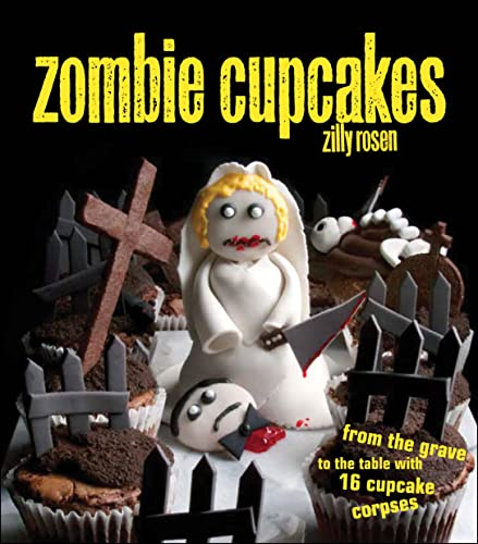 Zilly Rosen Zombie Cupcakes Zits Sketchbook No. 14