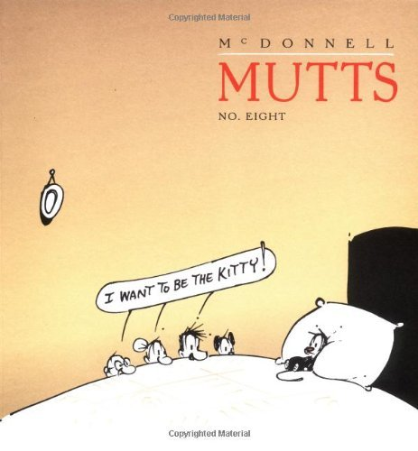 Patrick Mcdonnell I Want To Be The Kitty Mutts 8