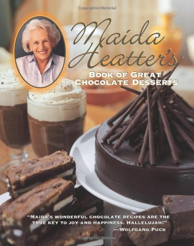 Maida Heatter Maida Heatter's Book Of Great Chocolate Desserts