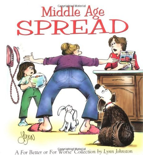 Lynn Johnston Middle Age Spread Fbfw Collection Original