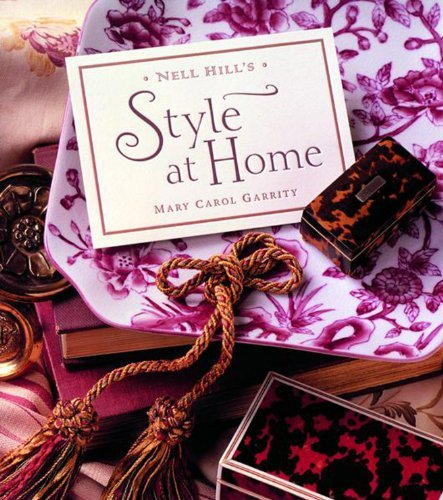 Garrity Mary Carol Nell Hill's Style At Home Us