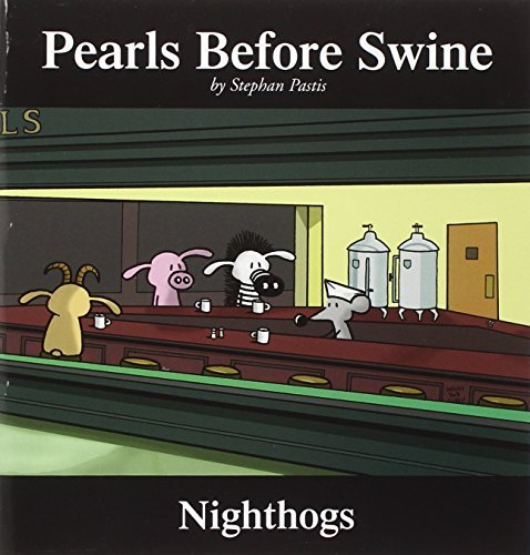 Stephan Pastis Nighthogs A Pearls Before Swine Collection