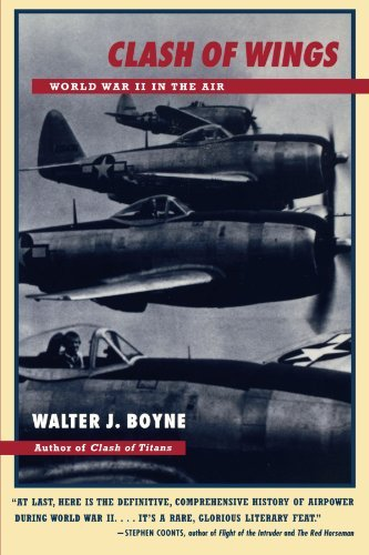 Walter J. Boyne Clash Of Wings World War Ii In The Air