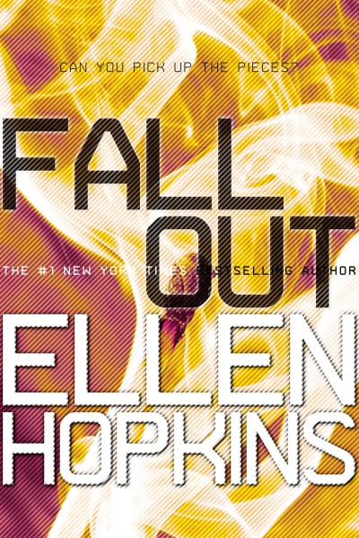 Ellen Hopkins Fallout Reissue