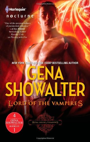 Gena Showalter Lord Of The Vampires 4 In 1
