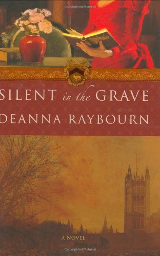 Deanna Raybourn Silent In The Grave