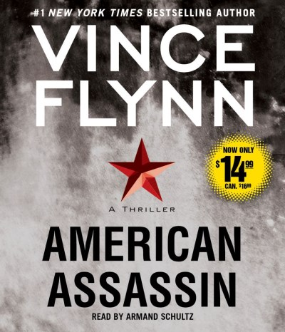 Vince Flynn American Assassin Abridged