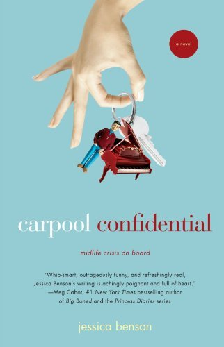 Jessica Benson Carpool Confidential