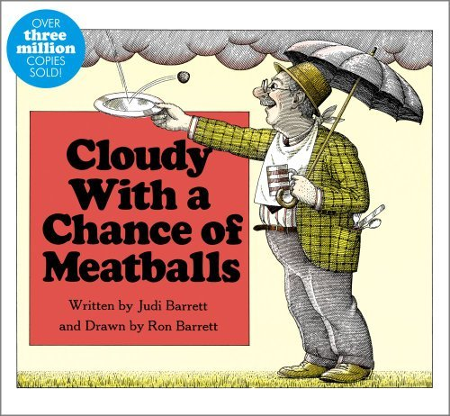 Judi Barrett Cloudy With A Chance Of Meatballs