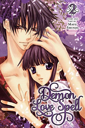 Mayu Shinjo Demon Love Spell Vol. 2 Original