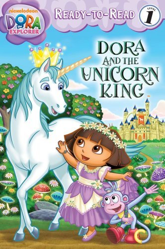 Ellie Seiss Dora And The Unicorn King
