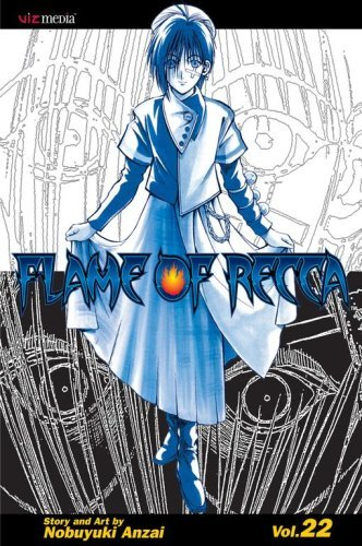 Nobuyuki Anzai Flame Of Recca Volume 22