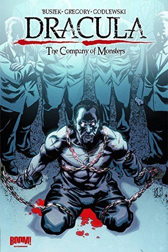 Kurt Busiek The Company Of Monsters