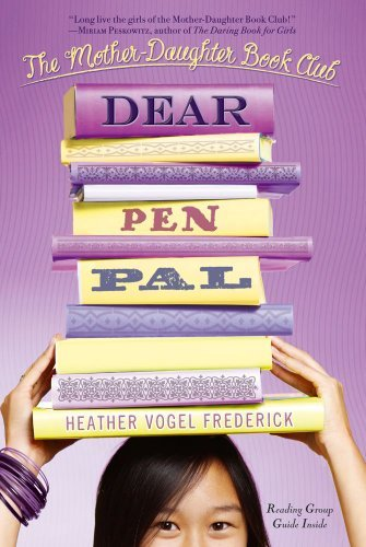 Heather Vogel Frederick Dear Pen Pal