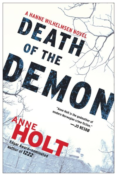 Anne Holt Death Of The Demon