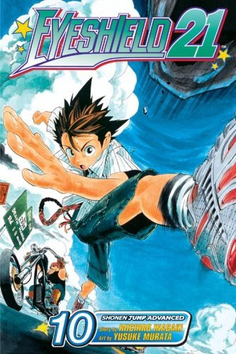 Riichiro Inagaki Eyeshield 21 Volume 10