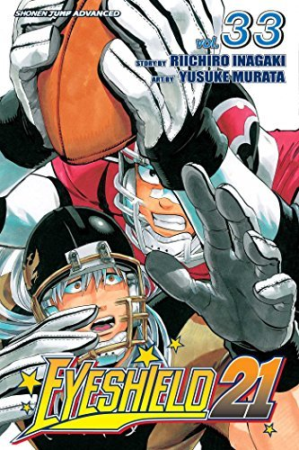 Riichiro Inagaki Eyeshield 21 Volume 33