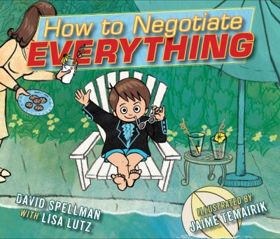 Lisa Lutz How To Negotiate Everything