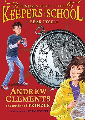 Andrew Clements Fear Itself Reprint