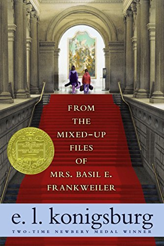 E. L. Konigsburg From The Mixed Up Files Of Mrs. Basil E. Frankweil Reprint
