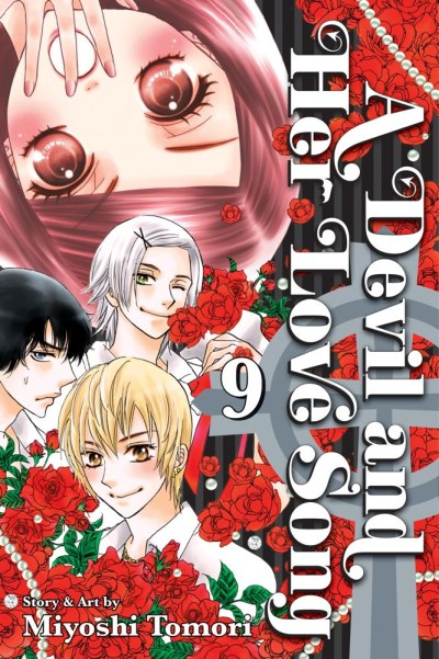 Miyoshi Tomori A Devil And Her Love Song Vol. 9 Original