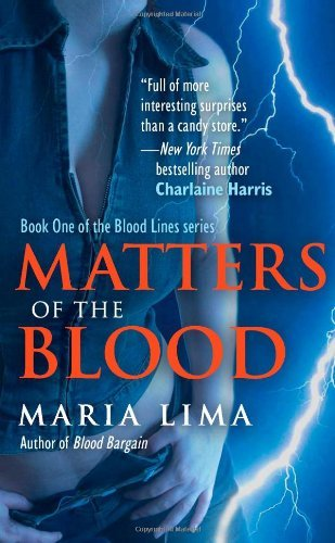 Maria Lima Matters Of The Blood