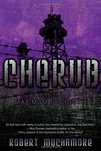 Robert Muchamore Maximum Security