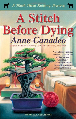 Anne Canadeo A Stitch Before Dying