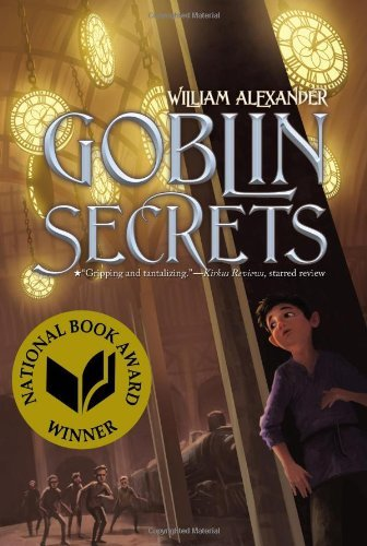 William Alexander Goblin Secrets
