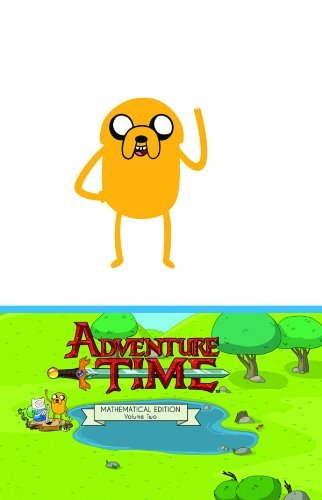 Ryan North Adventure Time Vol. 2 Mathematical Ed.