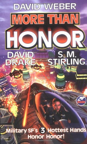 David Weber More Than Honor