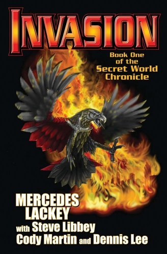 Mercedes Lackey Invasion