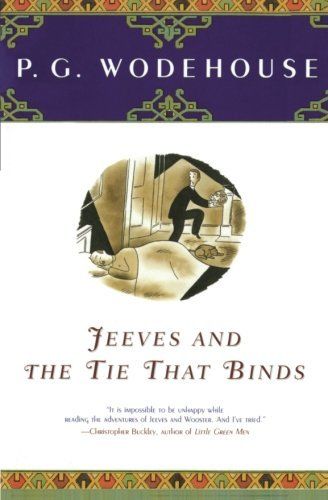 P. G. Wodehouse Jeeves And The Tie That Binds