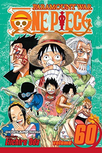 Eiichiro Oda One Piece Vol. 60 Original