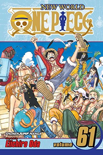 Eiichiro Oda One Piece Volume 61