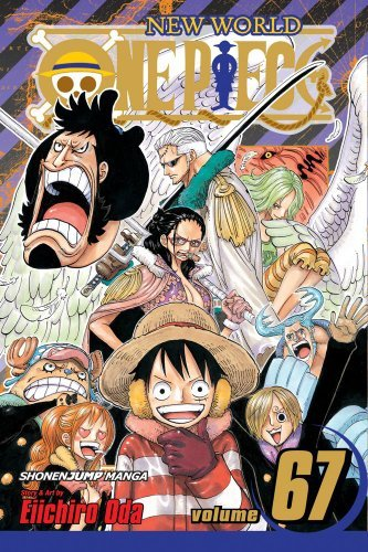 Eiichiro Oda One Piece Vol. 67 Original