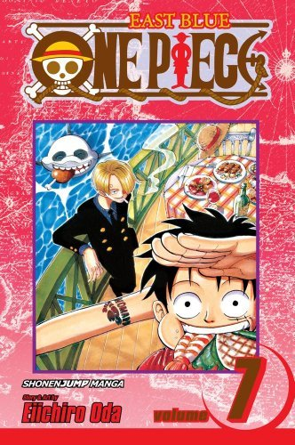 Eiichiro Oda One Piece Vol. 7