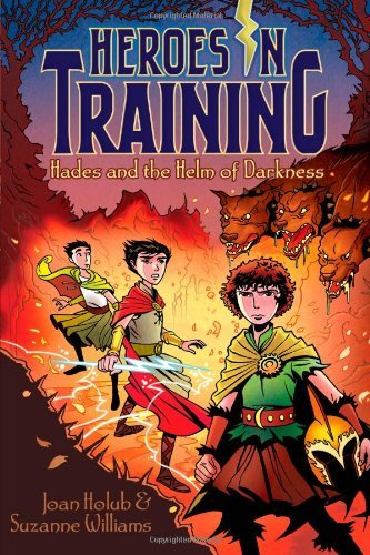 Joan Holub Hades And The Helm Of Darkness (heroes In Training #3)